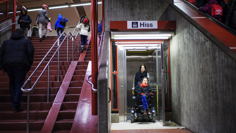 4f4986bfd95 Accessibility in Stockholm - Stockholm for Professionals